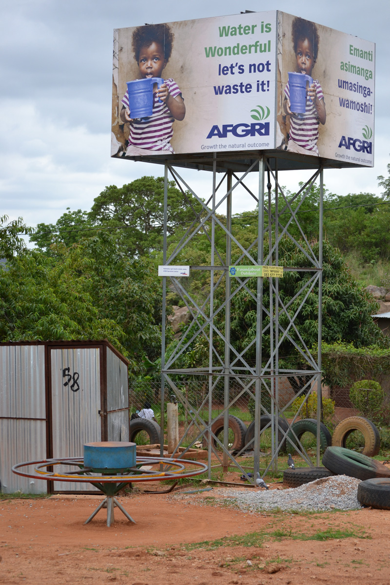 AFGRI Roundabout PlayPump