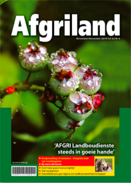 Afgriland Magazine Issue